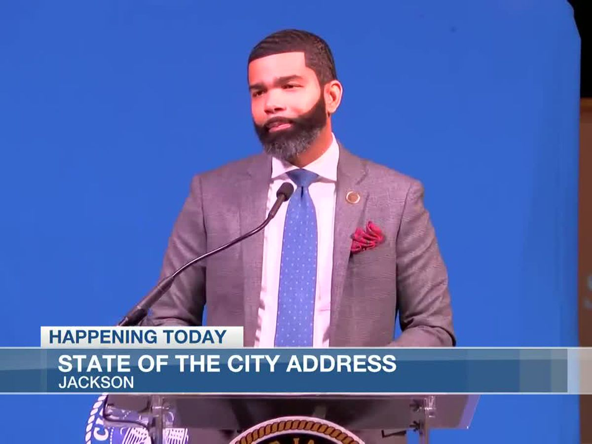 Jackson mayor to deliver 2020 State of the City Address virtually
