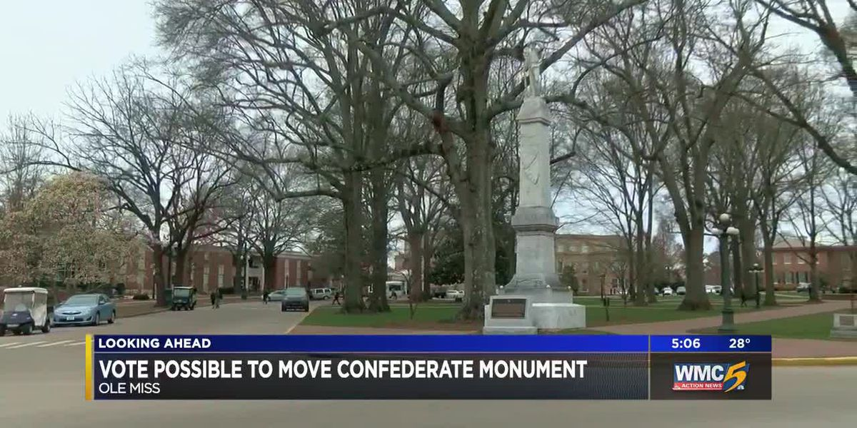 Ole Miss student group calls for moving Confederate monument