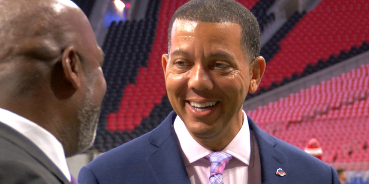 "Jackson native on becoming SWAC Commissioner: ""It's still a dream"""