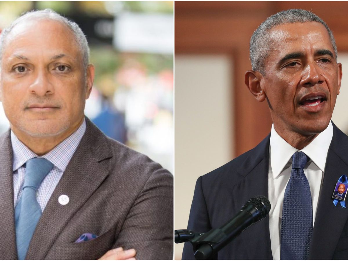 Mike Espy announces endorsement from former President Barack Obama