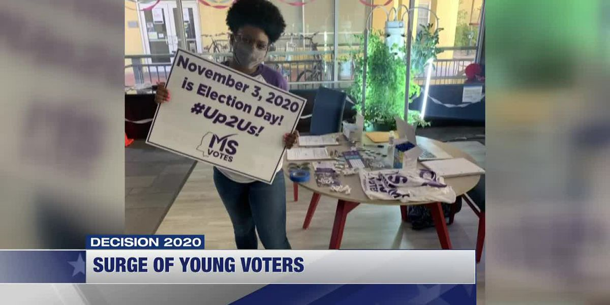 Surge of young voters is expected on Election Day