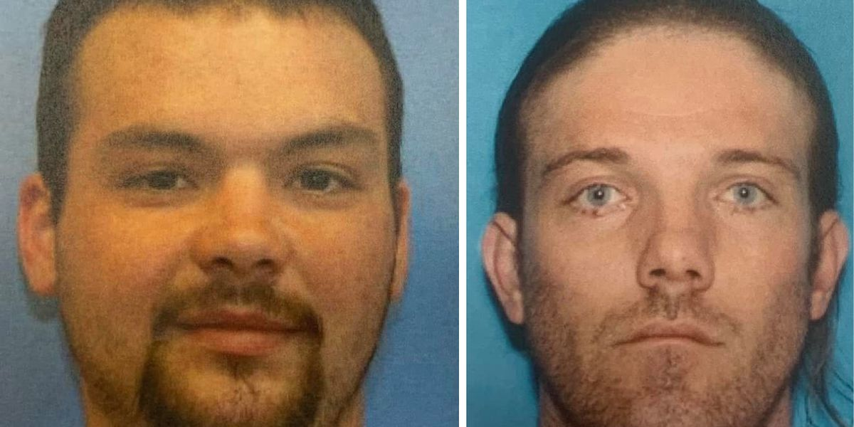 Two arrested after chase in Simpson County