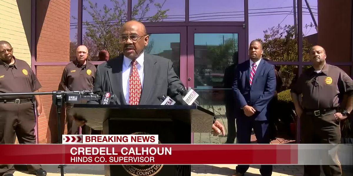 Hinds Co. Board of Supervisors announces changes to operations