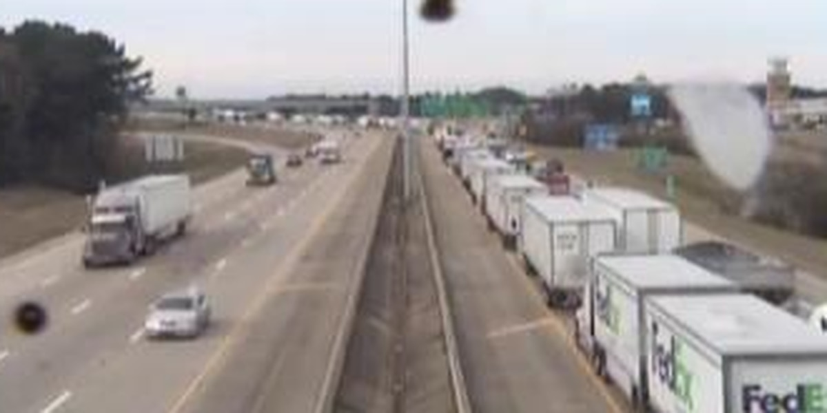 TRAFFIC ALERT: Roadwork on I-20 westbound causing delays