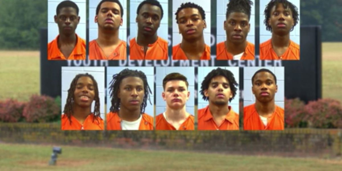 State youth facility in Fayette County damaged in Sunday riot; 11 teenagers charged as adults