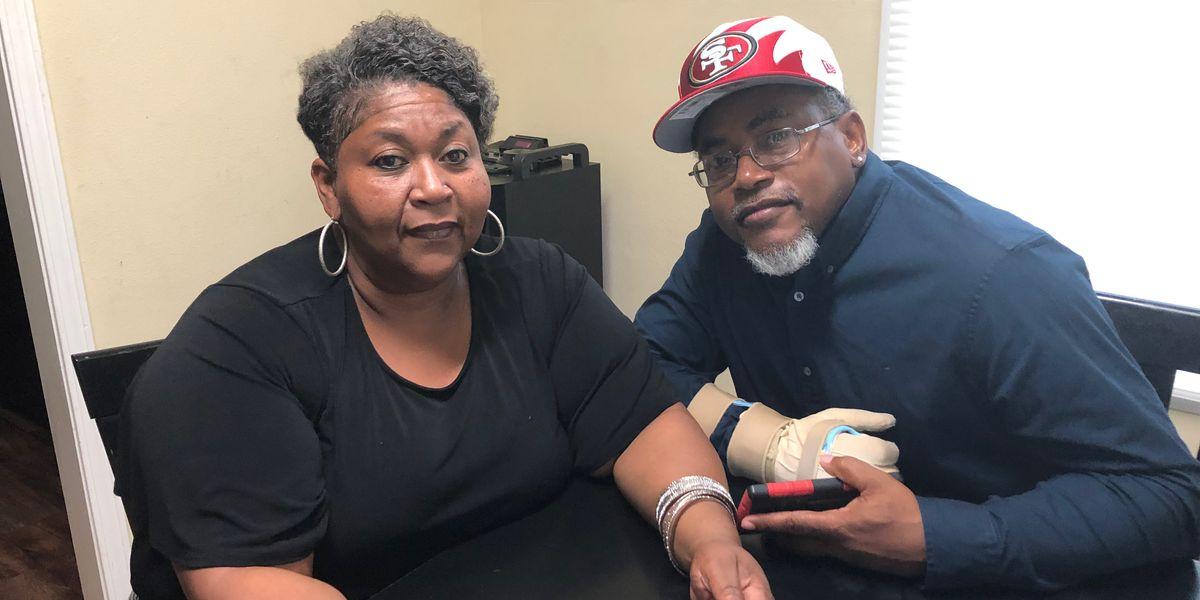 Woman, boyfriend each shot 5 times share details of domestic violence shooting