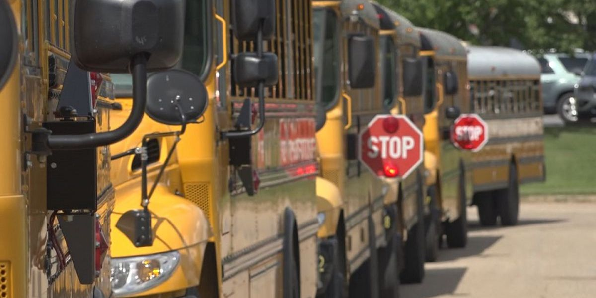 Lawrence Co. to release students early due to severe weather threat