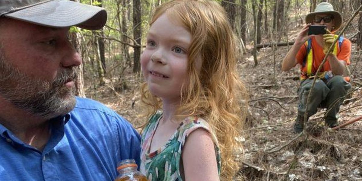 4-year-old Lee Co. girl located safe after missing for 48 hrs.