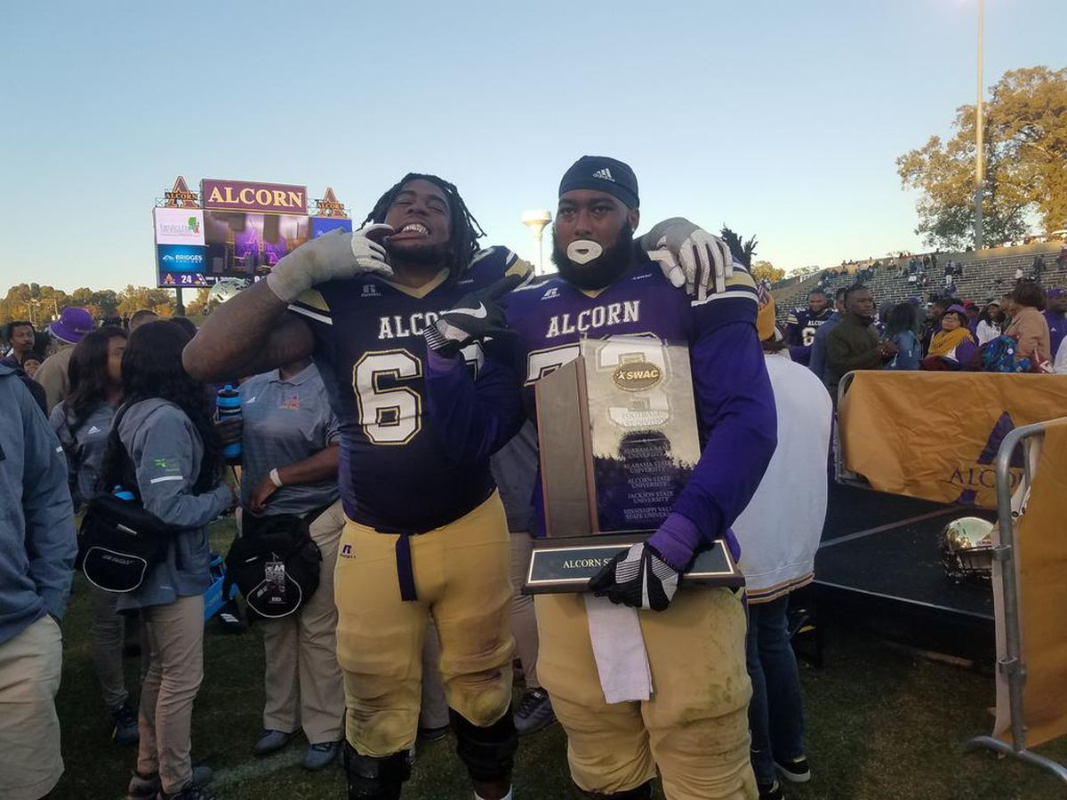 Alcorn St. clinches 5th SWAC East title, beats JSU 24-3