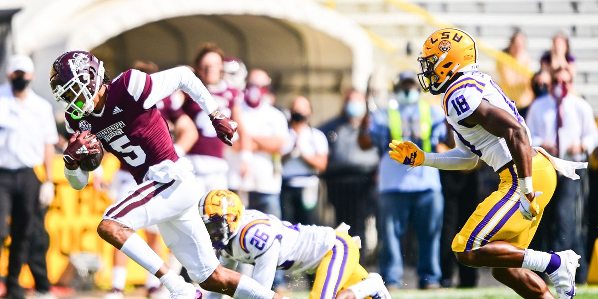 MSU's win over LSU was the most-watched college football game of the season