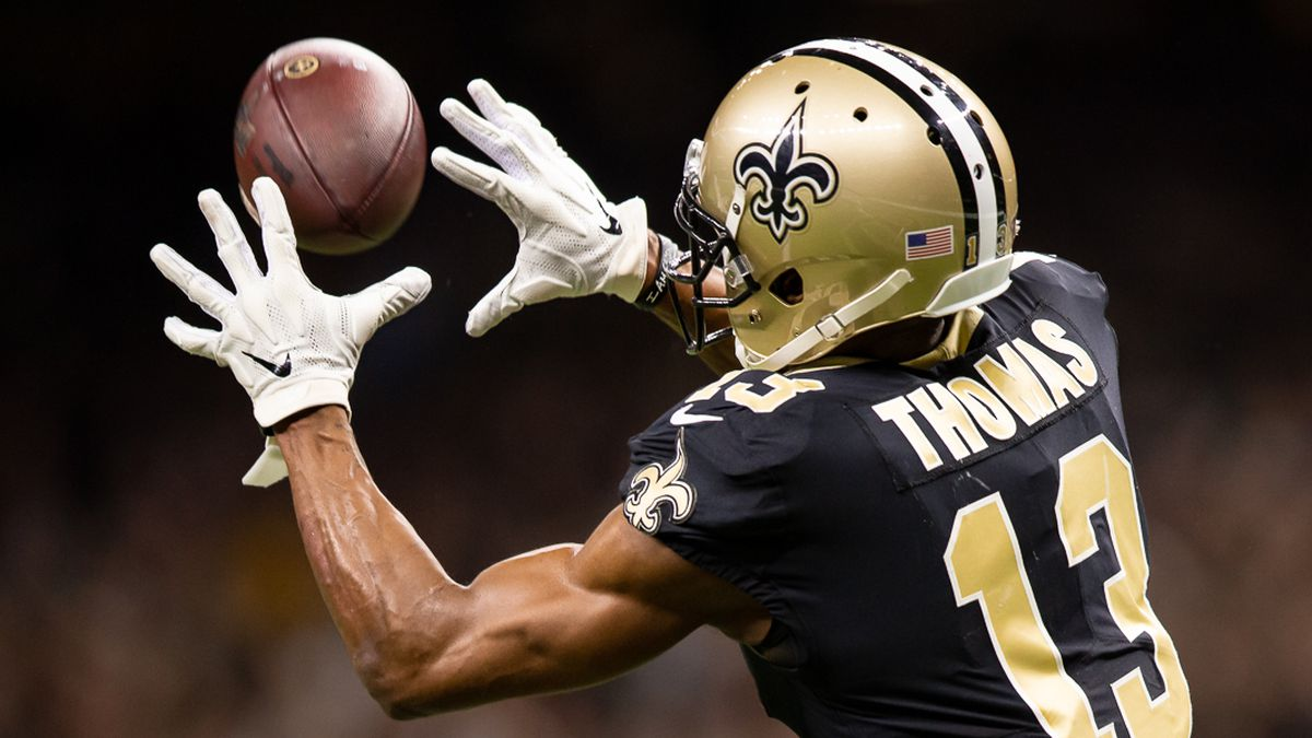 Michael Thomas named AP Offensive Player of the Year