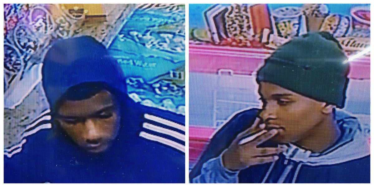Wanted: JPD needs help identifying two suspects in armed carjacking