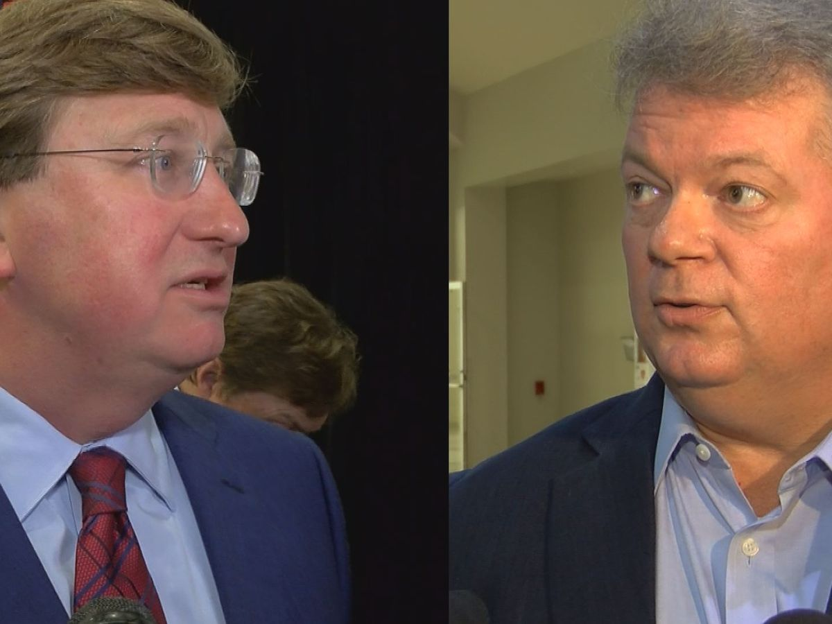 Mississippi governor candidates agree on 1 debate date