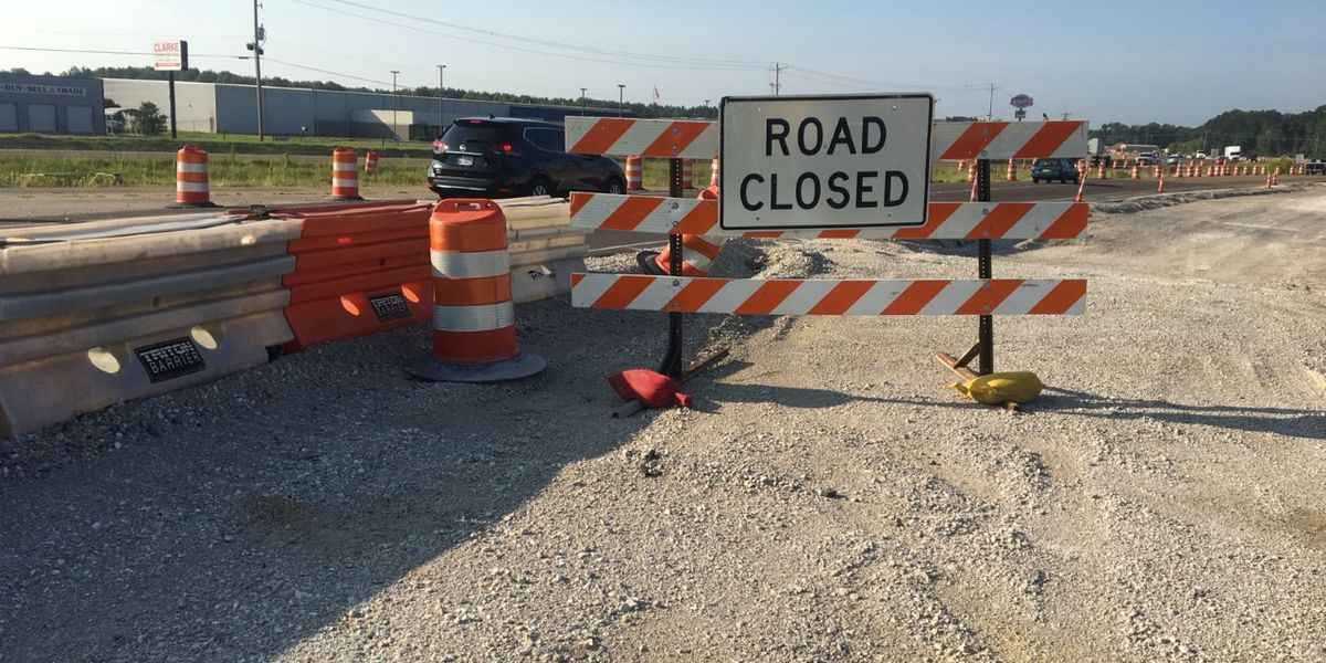 Portions of Hwy 49 in Rankin Co. closing for construction