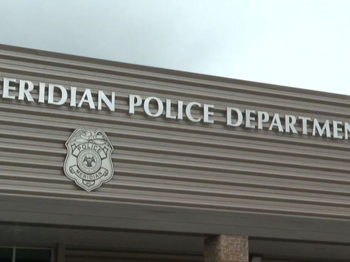Meridian police officer suspended for allegedly using racial slur