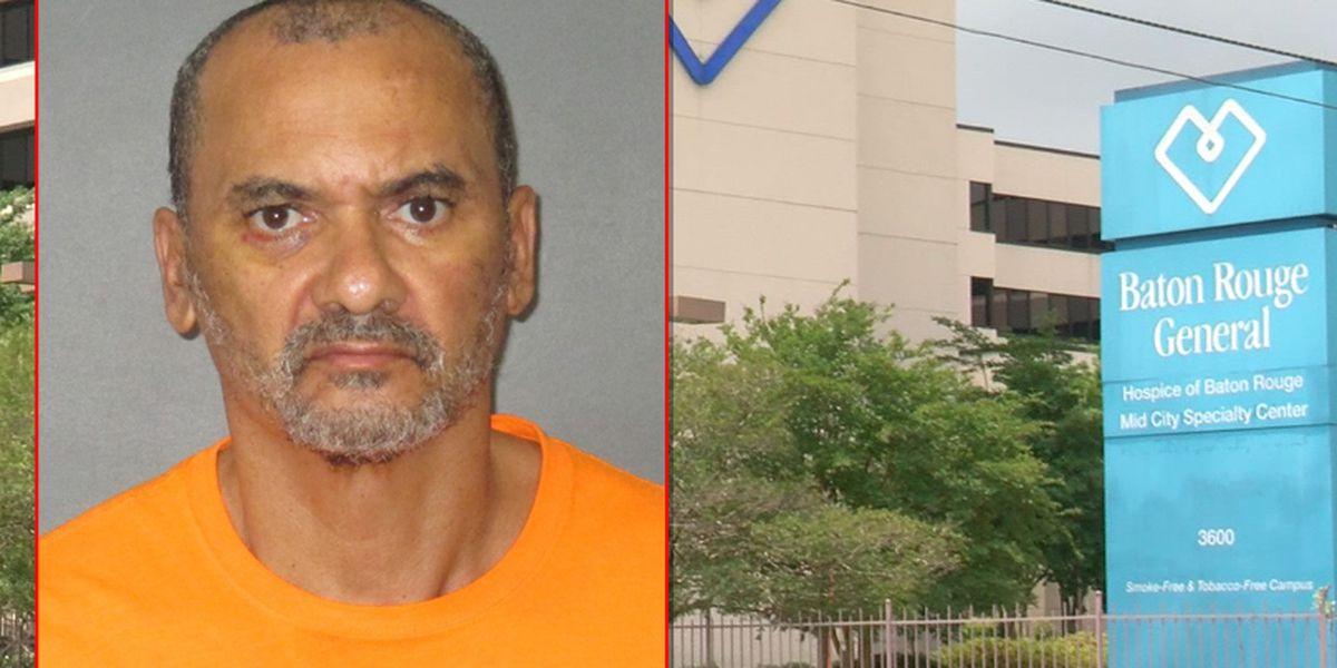 Man arrested in fight that killed BRG nurse
