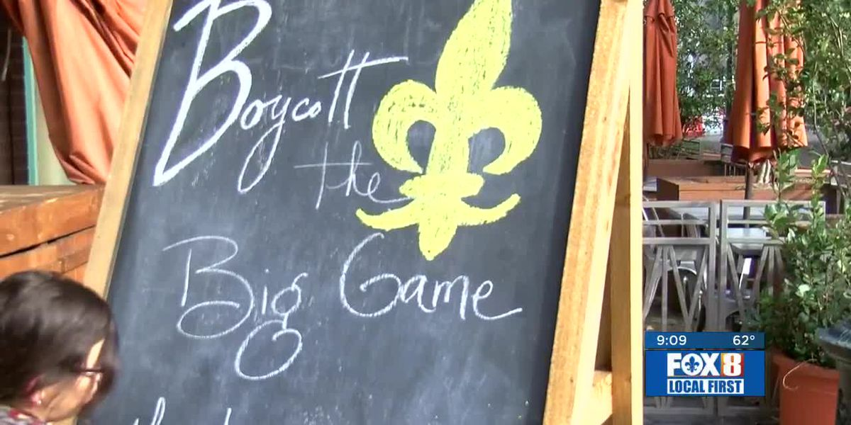 'In New Orleans, we throw parties': Organizers prepare for Boycott Bowl