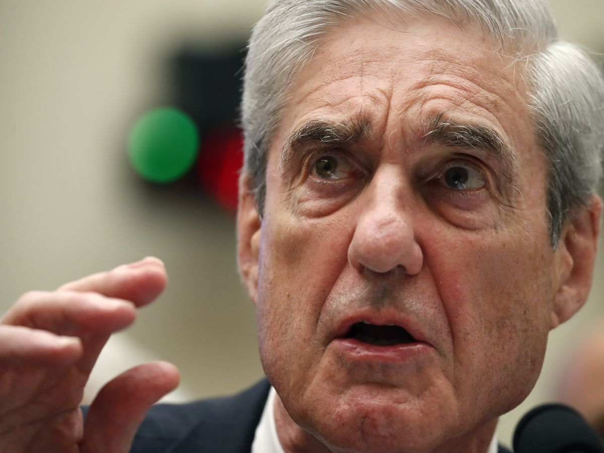 Mueller defends Russia probe, says Stone remains a felon