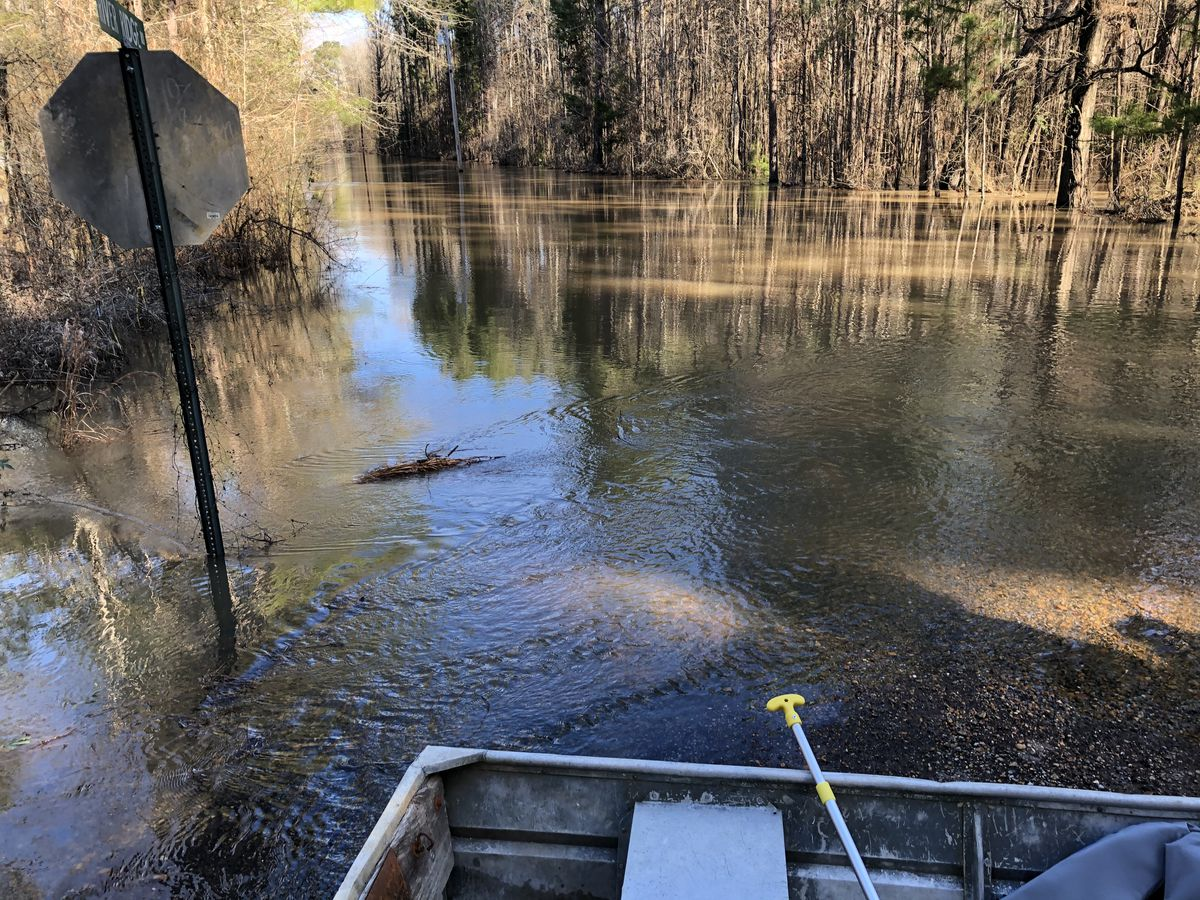 Hinds County emergency crews deliver heart medicine to man blocked by flood