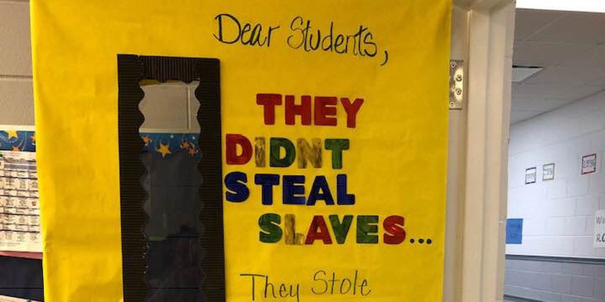 'Stay dropping knowledge:' Mississippi teacher goes viral with lesson in Black History