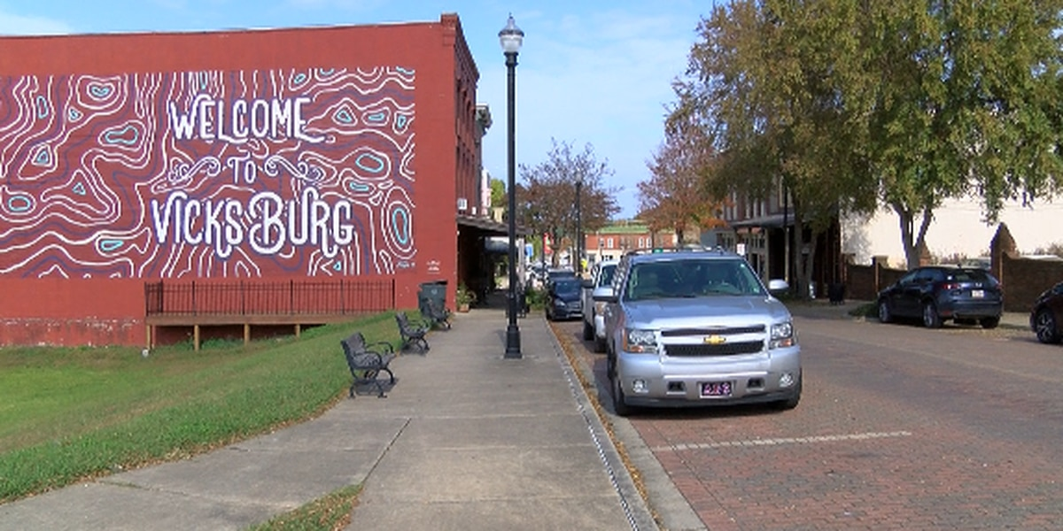 'Welcome to Vicksburg' signs approved