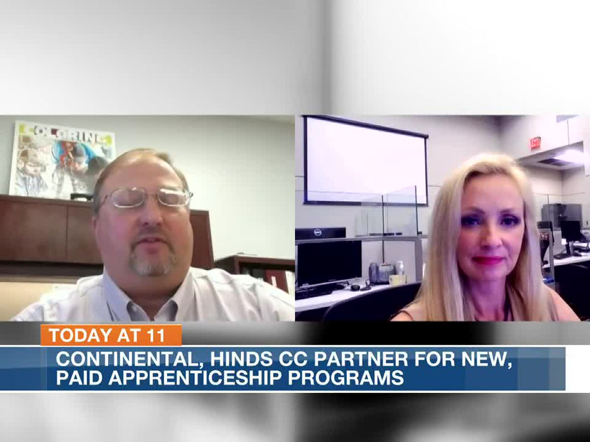 Continental, Hinds CC offer new paid apprenticeships
