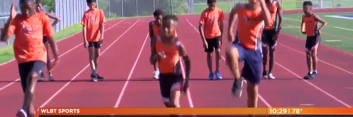 Mississippi kids training for National Junior Olympic Championship