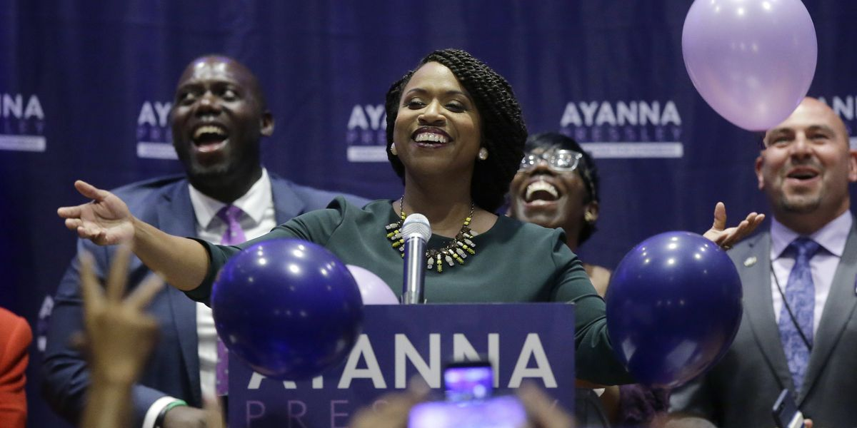 Mike Espy nabs endorsement from 'Squad' member Ayanna Pressley