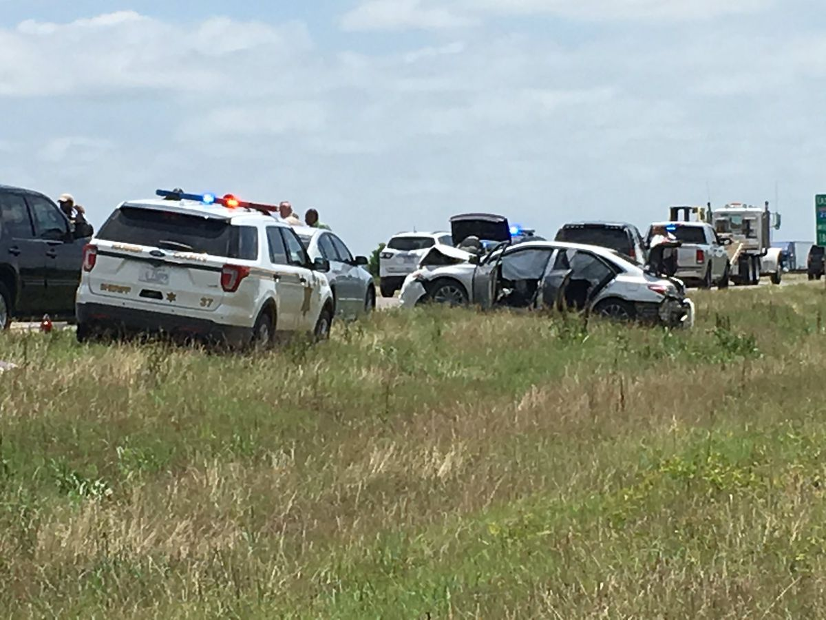 One person in custody after high-speed chase on I-20 into Louisiana