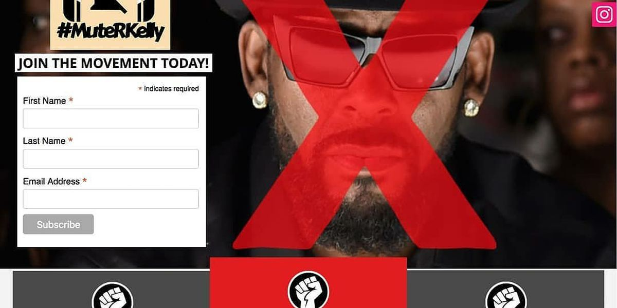 Group asks Jackson to cancel R. Kelly concert