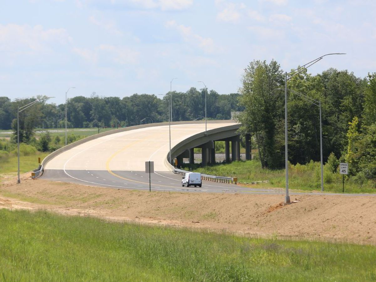 MDOT opens new Continental Parkway Bridge in Clinton