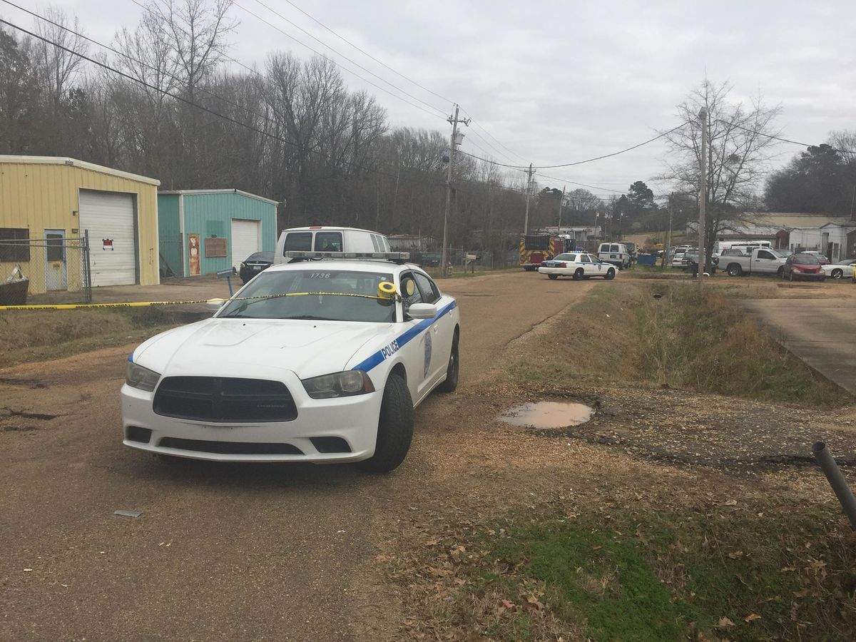 28-year-old in serious condition after being shot in W. Jackson