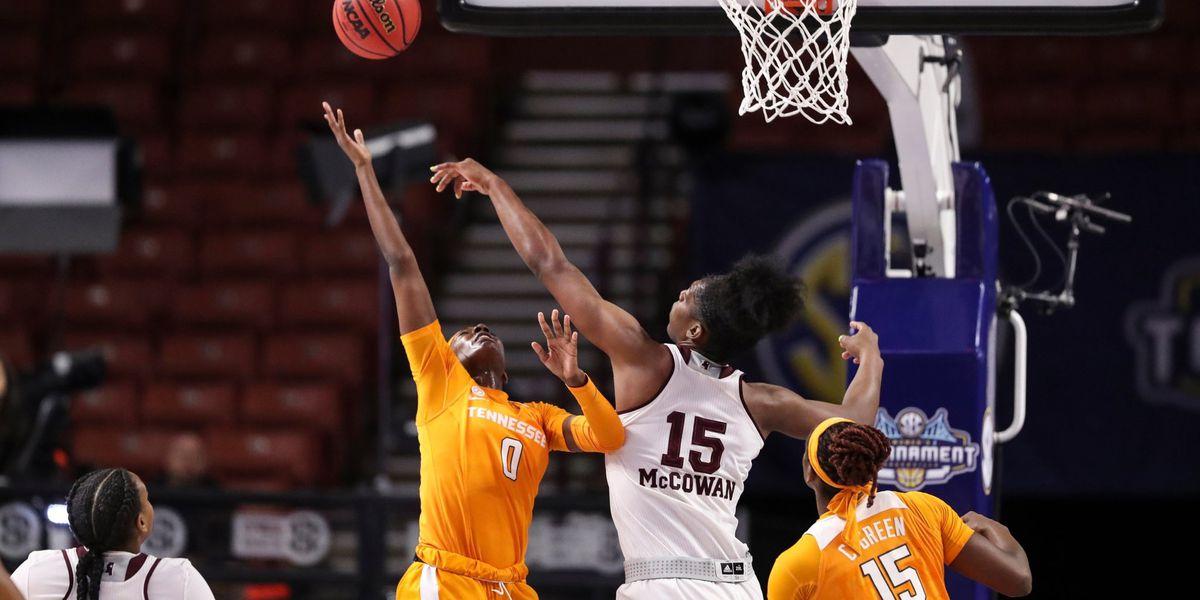 Lady Vols' NCAA chances take hit with MSU loss