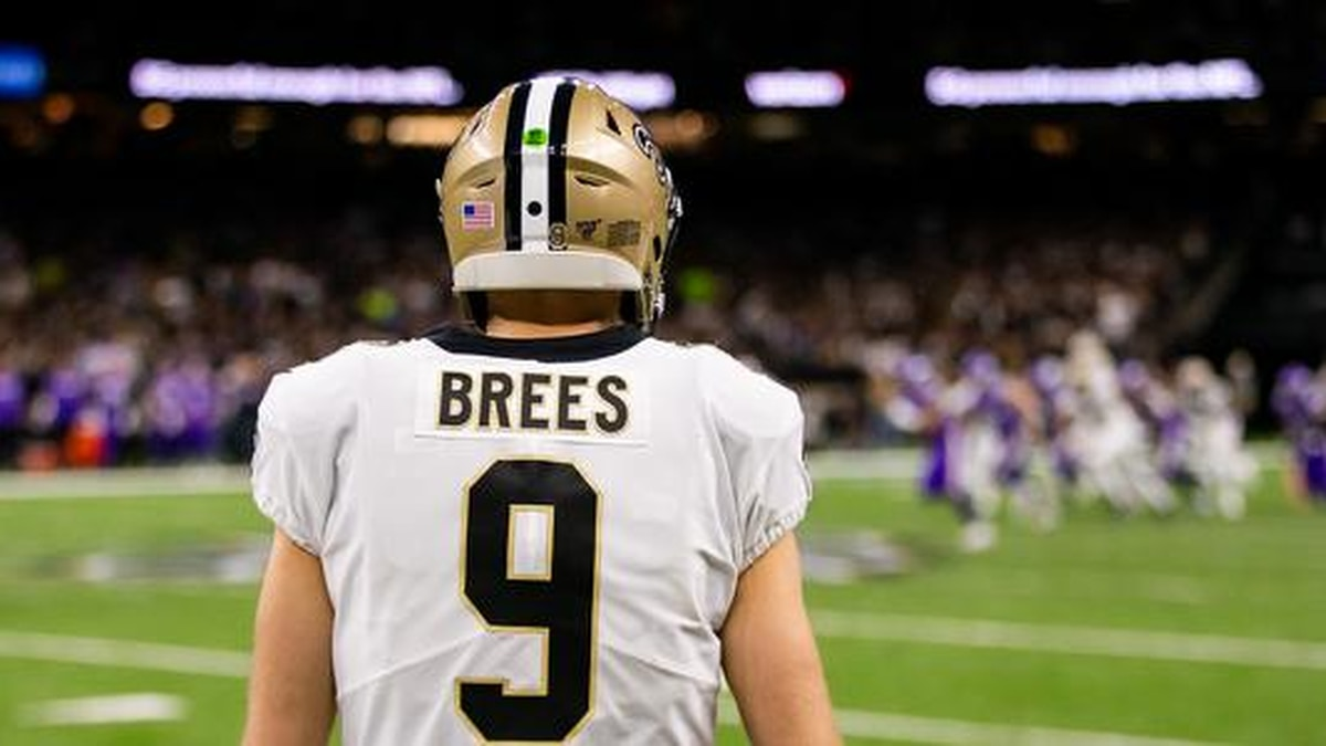 Drew Brees pledges $5 million, 10k meals a day during stay-at-home order