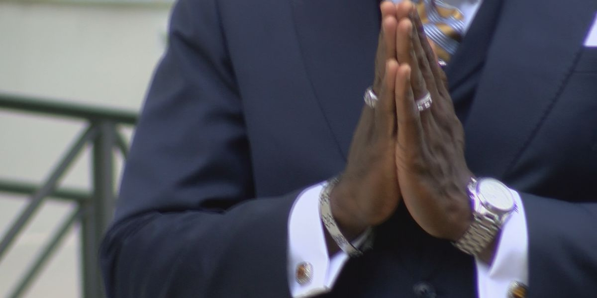 City of Jackson mayor calls for city-wide prayer for those affected by the pandemic