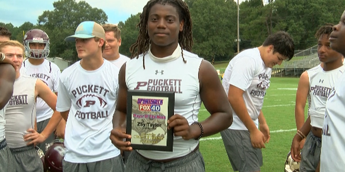 SportsDeck Player of the Week: Zay Taylor