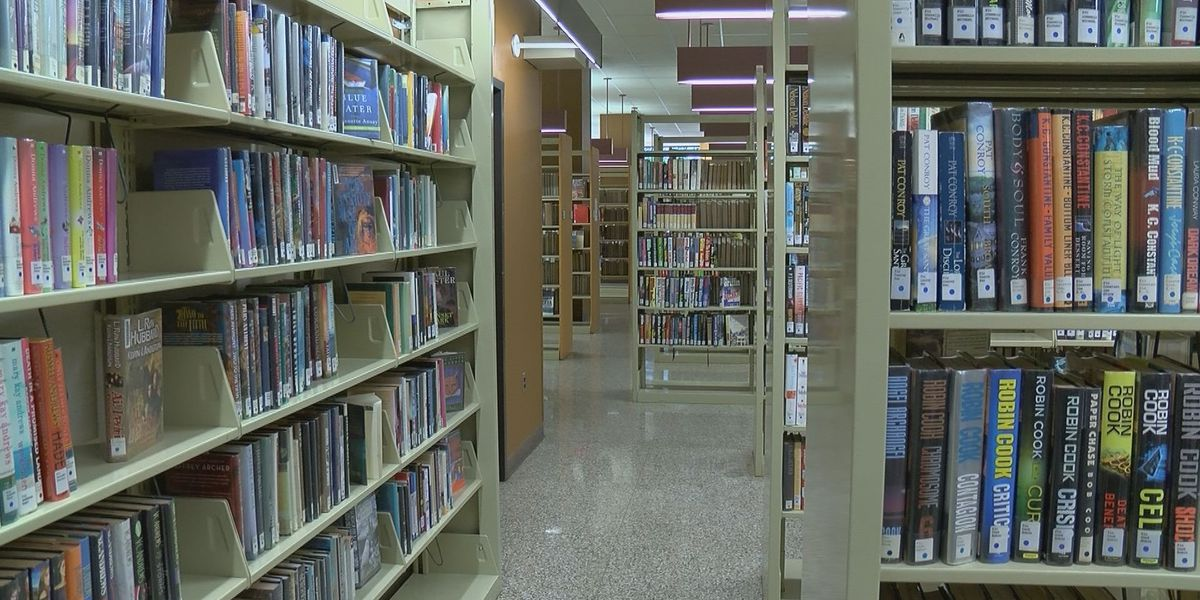 Libraries prove to be far from a dying institution