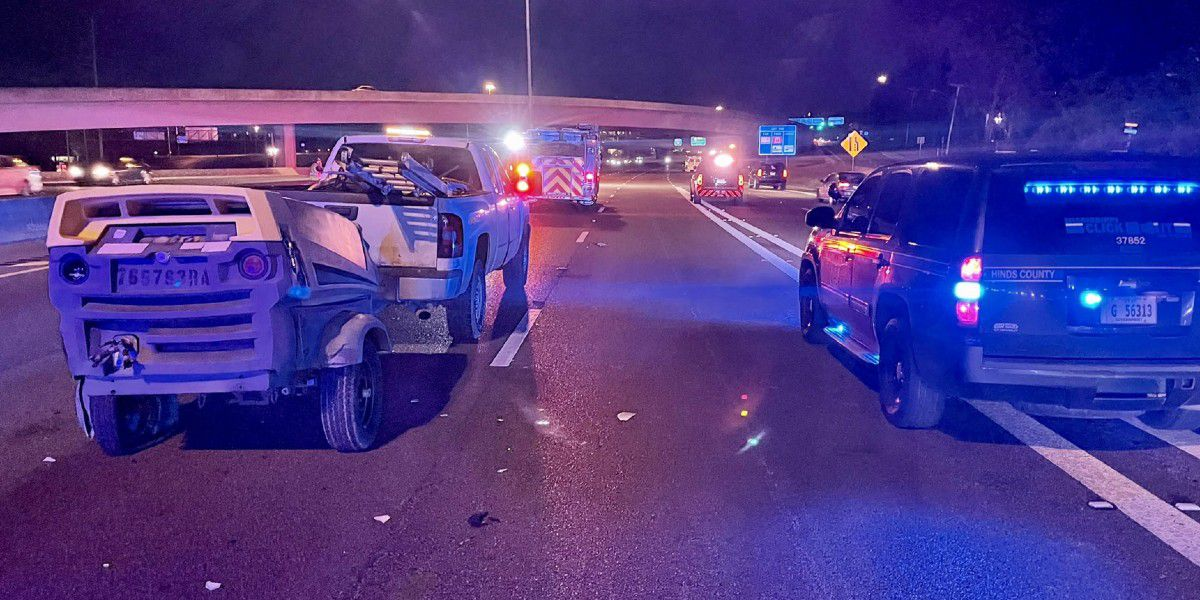 Pedestrian fatally hit on I-55 in Jackson