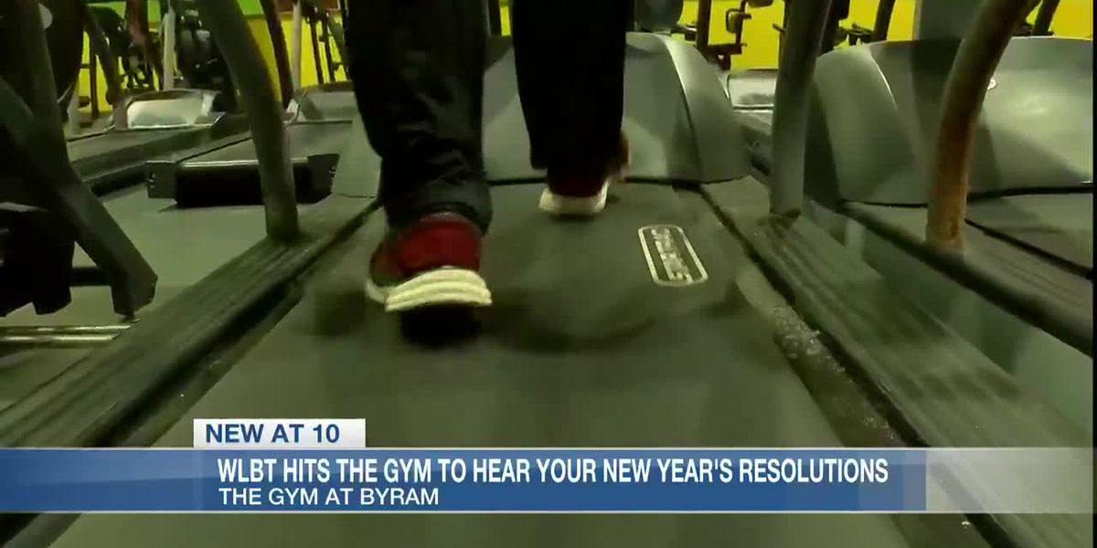 Gym goers share their New Year's fitness goals