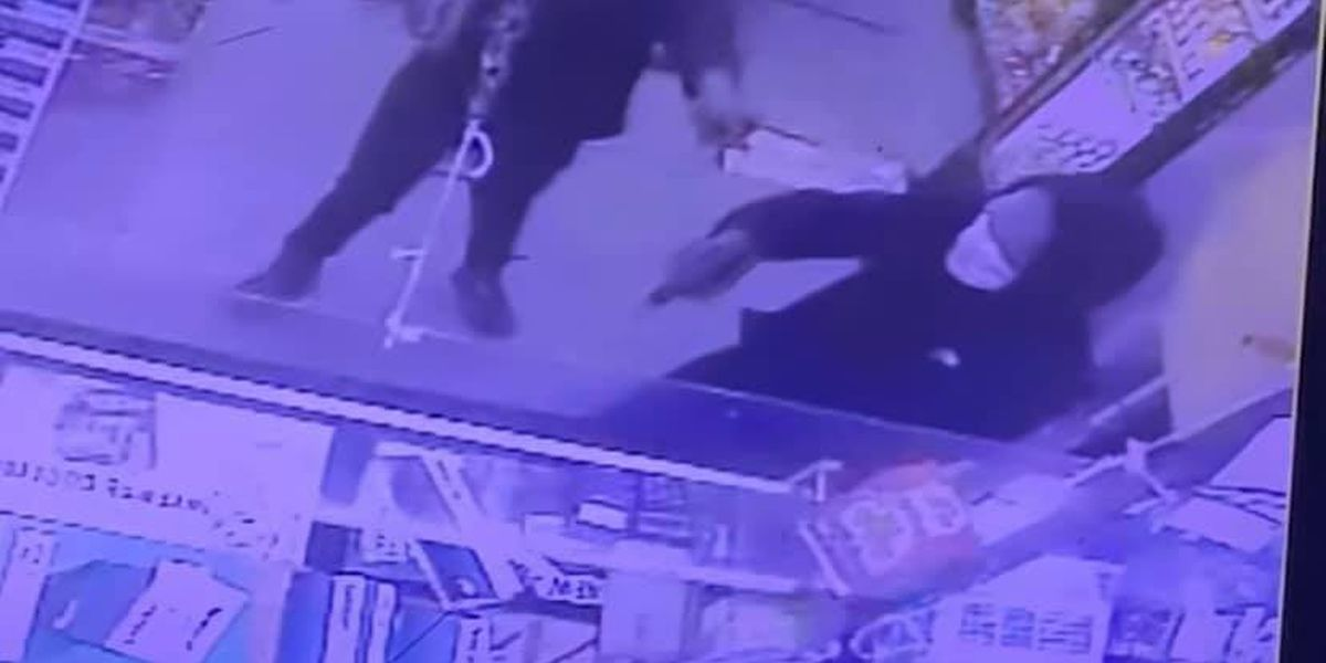 Yazoo City police on the hunt for nearly seven masked thieves in connection to gas station robbery