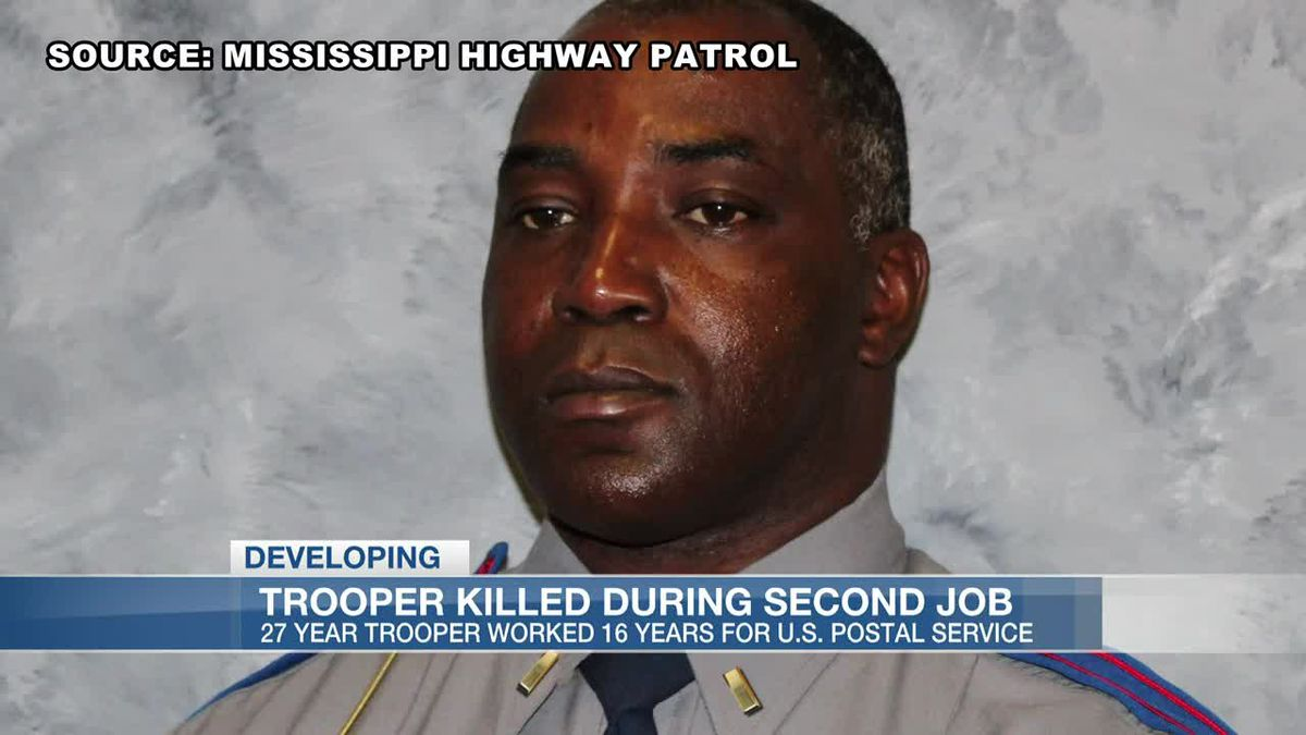 Suspects identified in shooting death of MHP trooper