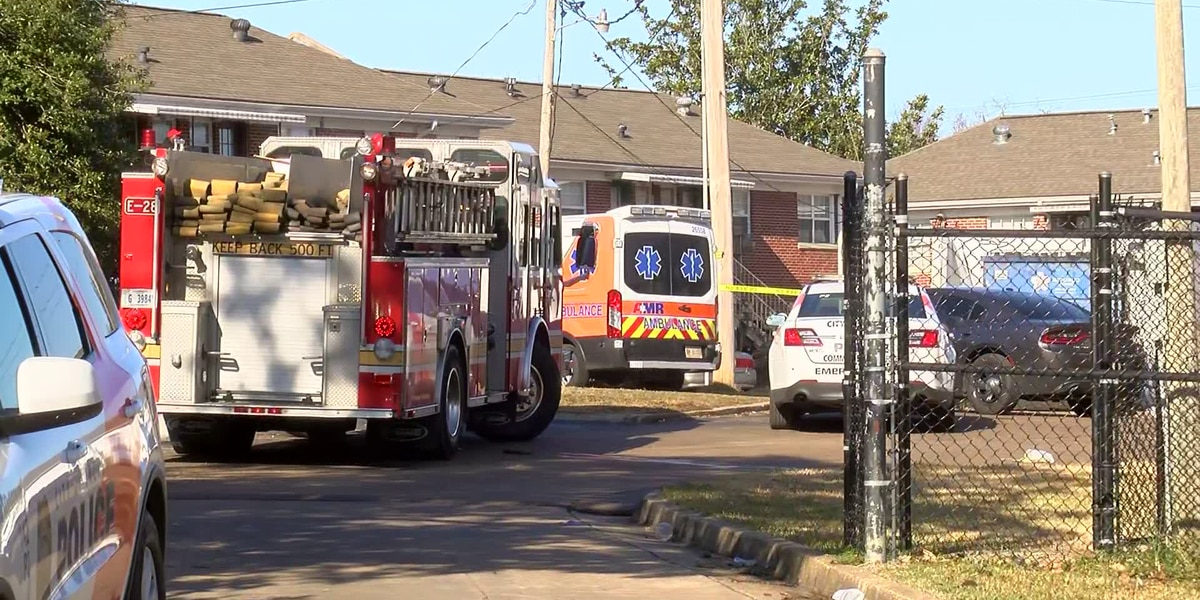 Man arrested after shooting, killing 21-year-old at Jackson apartment complex
