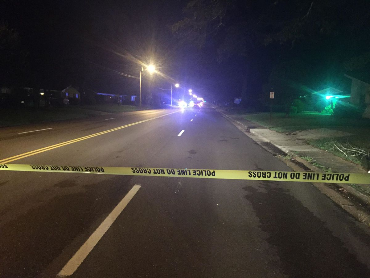 Man shot to death, woman injured in drive-by shooting on Ridgewood Rd.