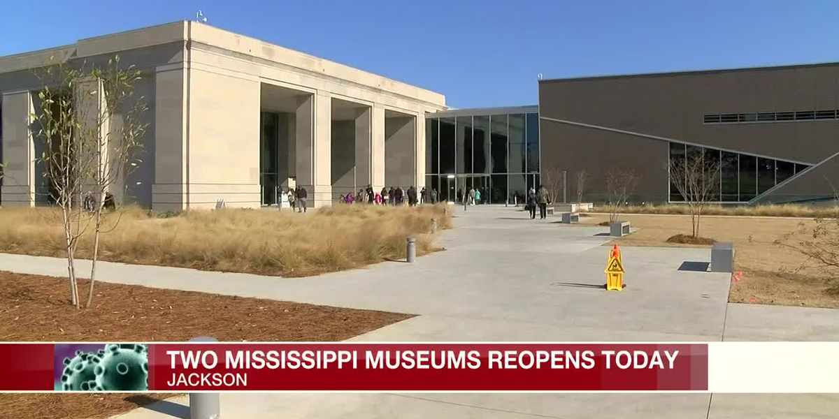 Two Museums reopen after 4 months