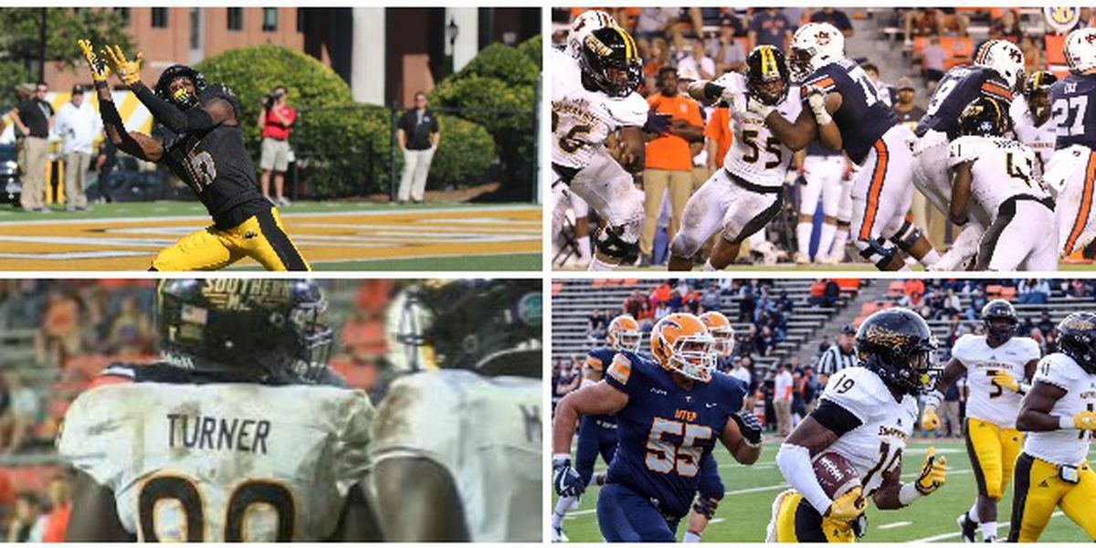 USM lands 5 on All-C-USA football squad