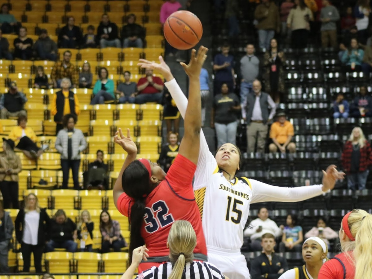 USM women take down Ole Miss in defensive affair