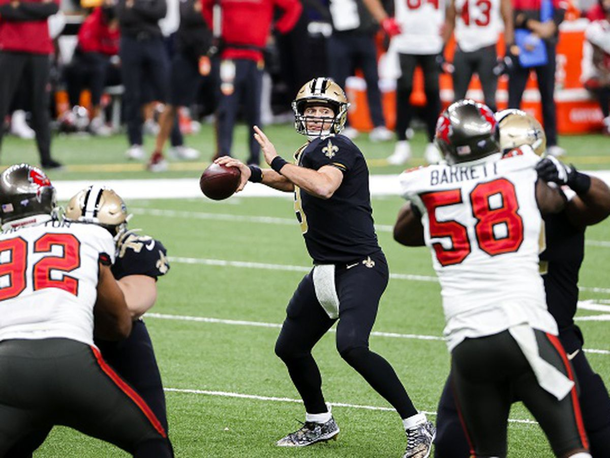 Four turnovers end Saints' playoff run
