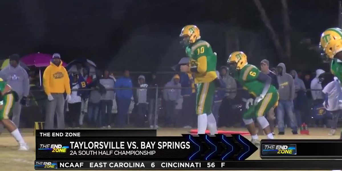 Taylorsville tops Bay Springs to advance to state title game