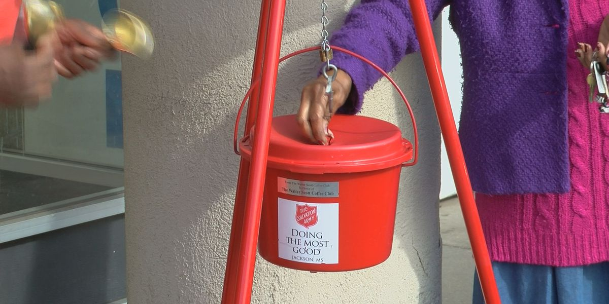 Jackson Salvation Army falls short on donations this year
