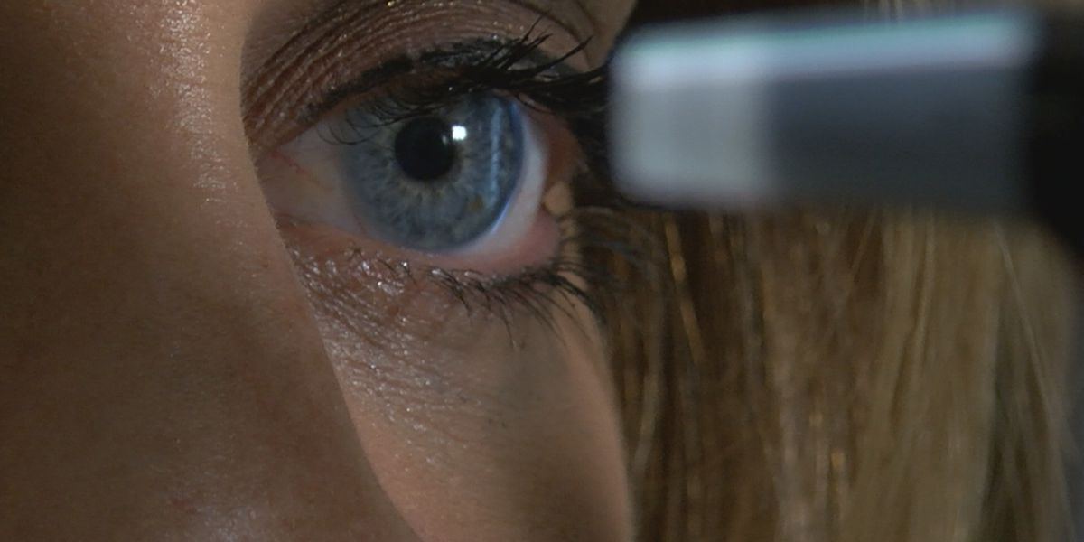 Pink eye could now be a symptom of COVID-19